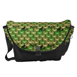 Sequins 1A-1D Color Options Messenger Bags