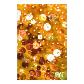 Sequins and Pins Stationery