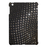 Sequins and Studs on Black Cover For The iPad Mini