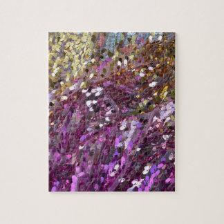 Sequins Rainbow Color Sparkle Jewel Puzzle