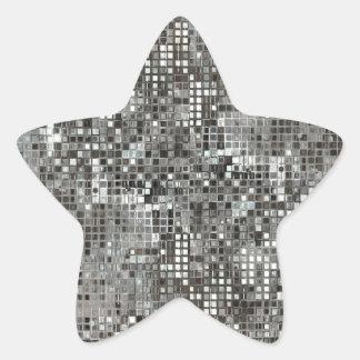 Sequins Star Sticker