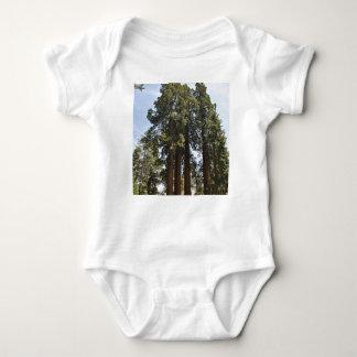 Sequioa National Park Baby Bodysuit
