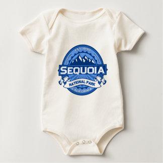 Sequoia Cobalt Baby Bodysuit