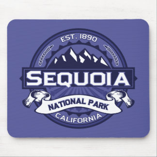 Sequoia Midnight Mouse Pad