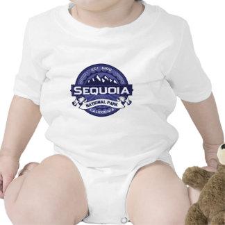 Sequoia Midnight Baby Bodysuits