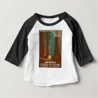 Sequoia National Park Baby T-Shirt
