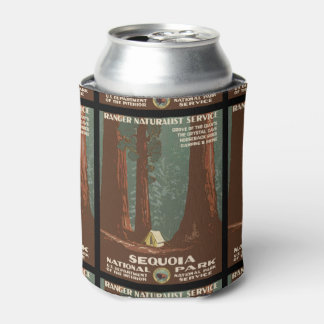 Sequoia National Park Can Cooler