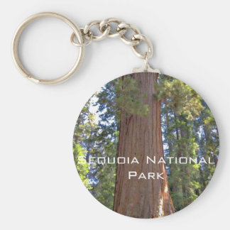 Sequoia National Park Key Chains