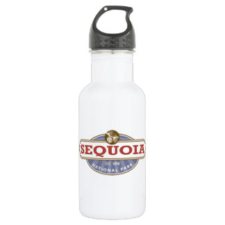 Sequoia National Park Stainless Steel Water Bottle