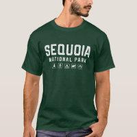 Sequoia National Park Tshirt (dark)