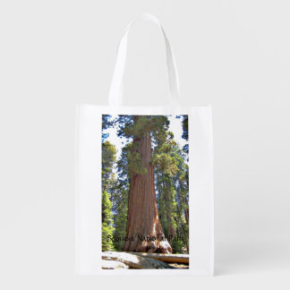 Sequoia National Park Grocery Bags