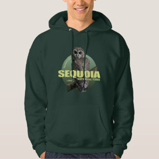 Sequoia NP (Spotted Owl) WT Hoodie