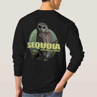 Sequoia NP (Spotted Owl) WT T-Shirt