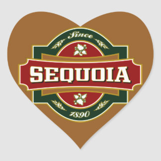 Sequoia Old Label