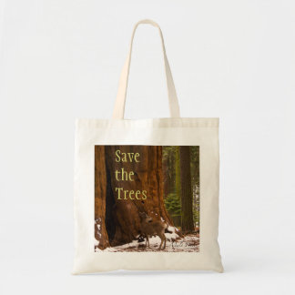 Sequoia Save the Trees Bag