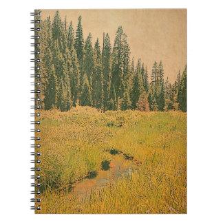 Sequoia Stream - Travelogue (Muted Beige) Notebook