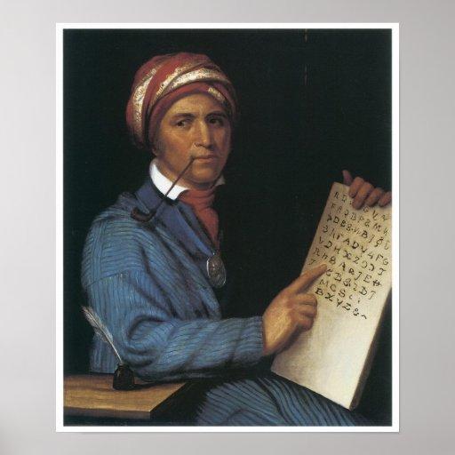Sequoyah, 1830 impresiones