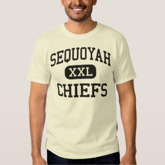 Sequoyah - Chiefs - High School - Canton Georgia T Shirt
