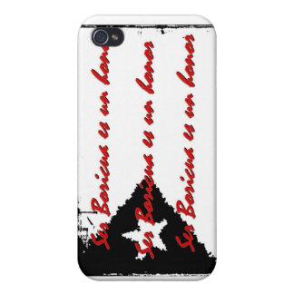 Ser Boricua es un Honor iPhone 4 Cover