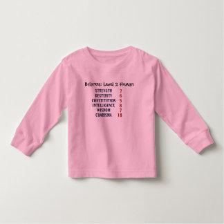 Ser humano del nivel 2 t shirts