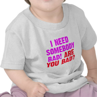 ser-usted-malo-rosado camiseta