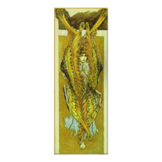 Seraphim Angels Poster Print