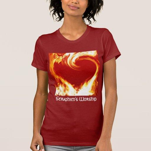 Seraphim's Worship -- Burning Ones...  ver 2 Dresses