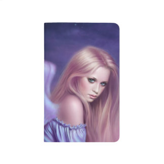 Seraphina Guardian Angel Art Pocket Journal