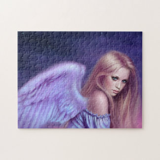 Seraphina Guardian Angel Art Puzzle