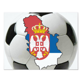 Serbia 2010 card