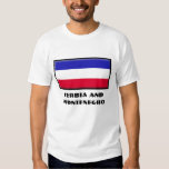 Serbia and Montenegro T-shirts