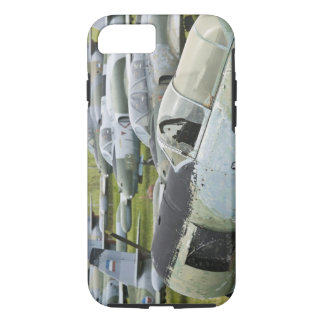 SERBIA, Belgrade. Yugoslav Aeronautical Museum iPhone 7 Case