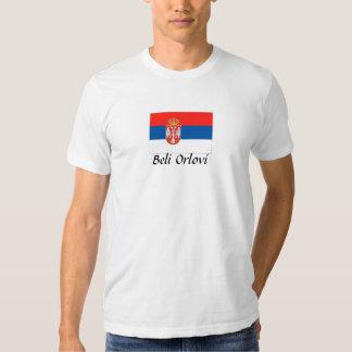 "Serbia ""Beli Orlovi"" Tee Shirt"