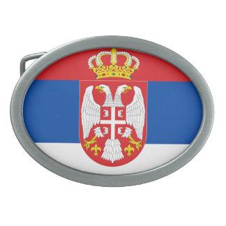 Serbia Belt Buckles