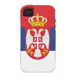 SERBIA Case-Mate iPhone 4 CASES