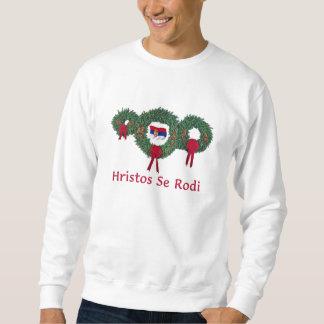 Serbia Christmas 2 Sweatshirt
