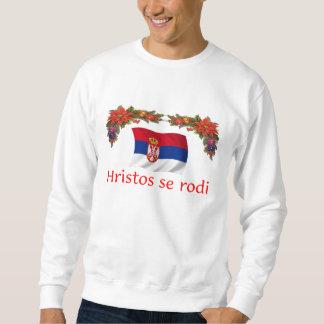 Serbia Christmas Sweatshirt