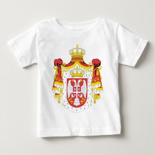Serbia coat of arms baby T-Shirt