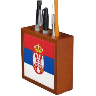 Serbia Desk Organizer