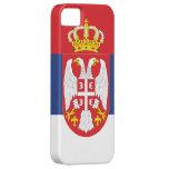 Serbia Flag iPhone 5 Cases