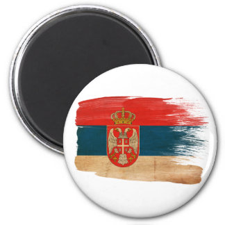 Serbia Flag Magnets