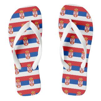 Serbia Flip Flops