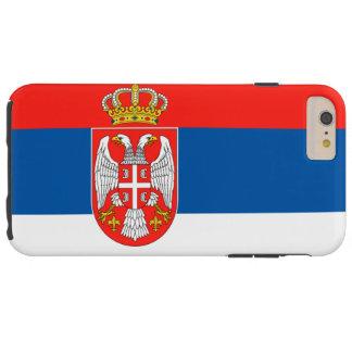 Serbia Funda Para iPhone 6 Plus Tough