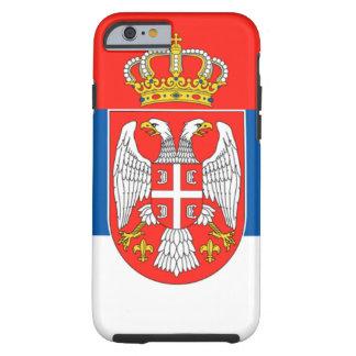 Serbia Funda Para iPhone 6 Tough