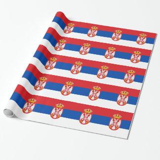 Serbia Gift Wrap