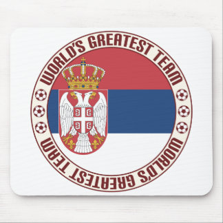 Serbia Greatest Team Mouse Pad