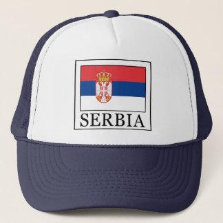 Serbia hat