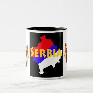 Serbia/Kosovo Tazas De Café