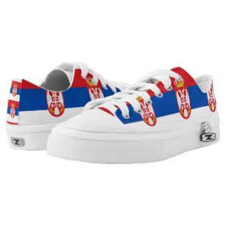 Serbia Low-Top Sneakers