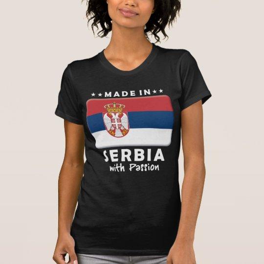 Serbia Passion W T-Shirt